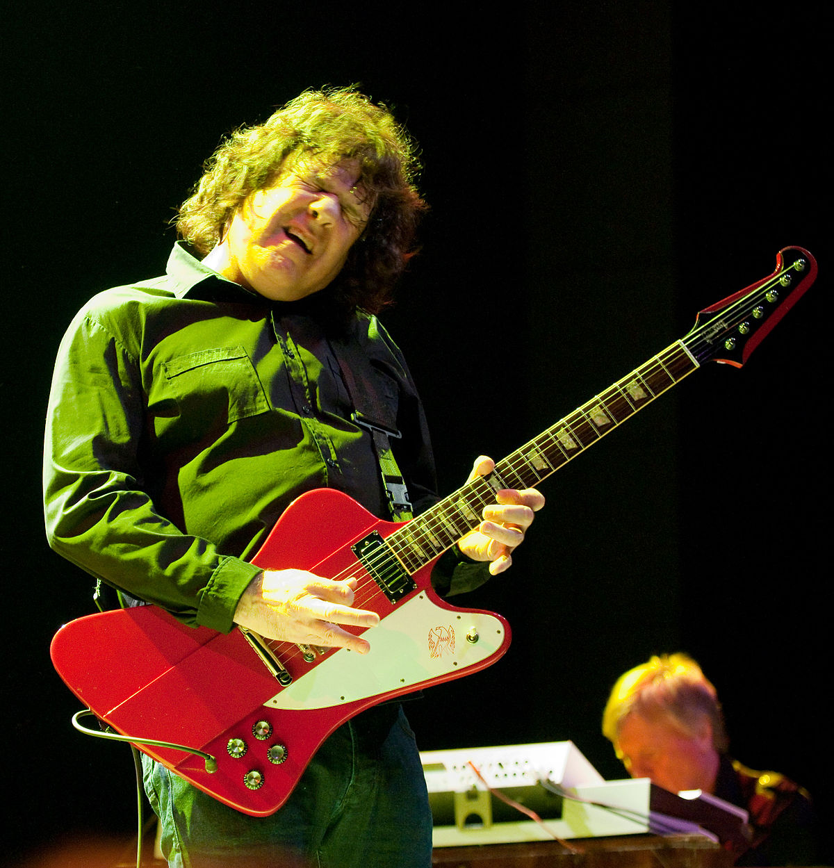 Gary Moore Simple English Wikipedia The Free Encyclopedia