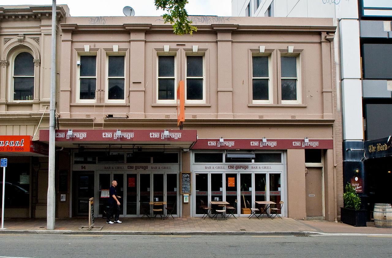 Christchurch Building Company In Liquidation