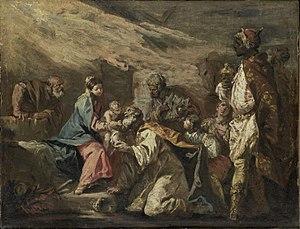 Gaspare Diziani - Image: Gaspare Diziani