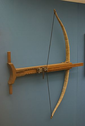 History of crossbows - Greek gastraphetes