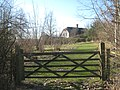 Gate near Plummer Farm - geograph.org.uk - 1747698.jpg