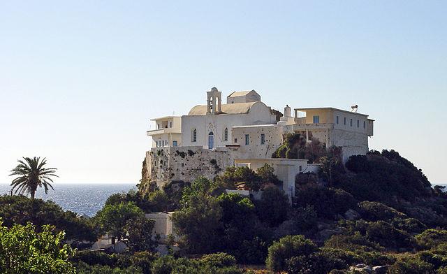 Chrysoskalitissa Monastery