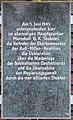 Gedenktafel Niebergallstr 20 (Köpe) Berliner Erklärung.jpg