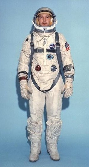 Gemini space suit - Gemini space suit