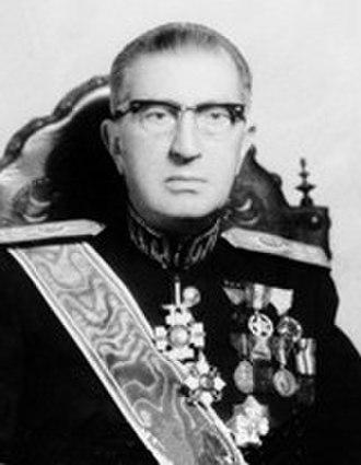 Adalberto Pereira dos Santos - Image: Gen Adalberto