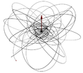 Generic geodesic orbit around a Kerr black hole.png