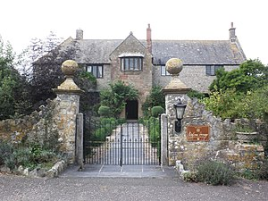 Grade II* listed buildings in West Somerset - Image: Geograph 3622090 Binham Grange