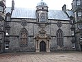 George Heriot School, interior courtyard, south side.jpg