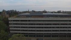 File: George Square e il Vecchio College di sunrise.webm