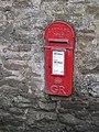 George V postbox, Nash Farm - geograph.org.uk - 1196454.jpg