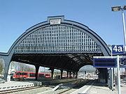Gera Bahnhofshalle