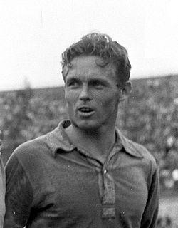 Gerhard Hanappi Austrian footballer