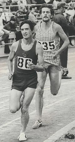Gerry Lindgren and Kenny Moore 1971.jpg