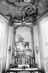 gewelfschildering achter het altaar - sint gerlach - 20077599 - rce