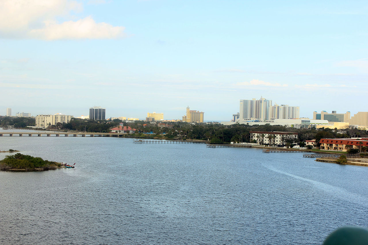 City Of Daytona Beach Maps