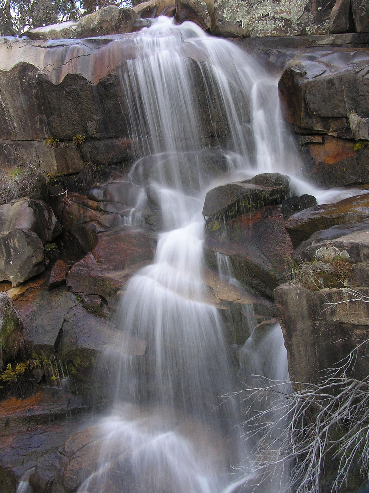 Gibraltar Falls - Wikipedia
