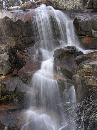 Gibraltar Falls - Image: Gibraltar Falls 8