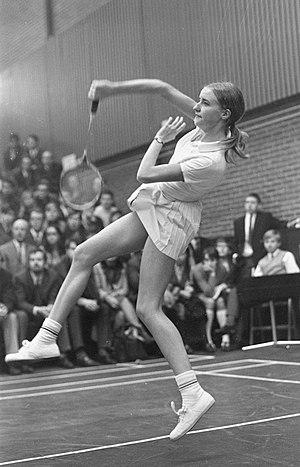 Gillian Gilks - Gillian Gilks in 1969