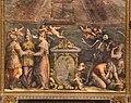 Giorgio vasari e aiuti, Flotta della Lega davanti a Messina, 1572-73, 03.jpg