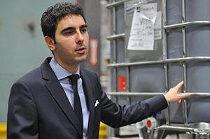 Colavita - Giovanni Colavita, CEO of Colavita USA