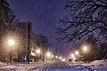 Glenwood Avenue - Winter Snow Storm in North Minneapolis (24421670459).jpg