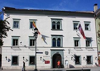 Gmünd, Carinthia - Town hall