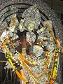 Goddess idol at Gosani Jatra, Puri (9).jpg