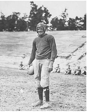 1924 Vanderbilt Commodores football team - Frank Goettge.