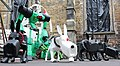 Gogbot, Enschede, Robot with Dogs.jpg