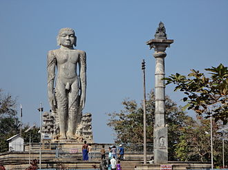 Bahubali - Bahubali monolith of Dharmastala