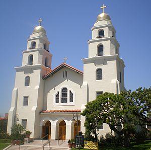 Church of the Good Shepherd (Beverly Hills, California) - Image: Good Shepherd Catholic Church, Beverly Hills