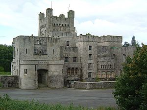 Romanesque Revival architecture - Image: Gosford Castle