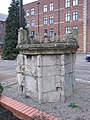 Gothic turret outside East Riding County Hall - 1 - geograph.org.uk - 2257826.jpg