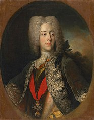 Elector Charles Albert of Baviera