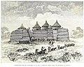 Gourounga, Gurunsi sacred building, late 19th century.jpg
