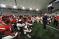 Governor Visits University of Maryland Football Team (36922361435).jpg