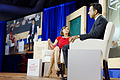 Governor of Louisiana Bobby Jindal at New Hampshire Education Summit The Seventy-Four August 19th, 2015 by Michael Vadon 01.jpg