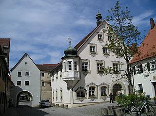 Gräfenberg, Bavaria Place in Bavaria, Germany