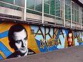 Graffiti for Arka Gdynia at ulica Jozefa Bema in Gdynia 3.jpg