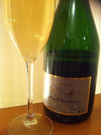 Cru (wine) - Image: Grand Cru champagne 2
