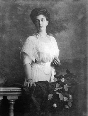 Grand Duchess Elena Vladimirovna of Russia - Grand Duchess Elena Vladimirovna.