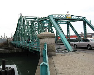 Grand Street and Grand Avenue - Image: Grand Street Bridge from Brooklyn jeh