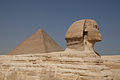 Great Sphinx of Giza and Pyramid of Cheops.jpg