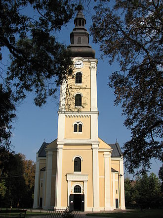 Hungarian Catholic Archeparchy of Hajdúdorog - Cathedral of the diocese
