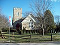 Green Spring Valley Historic District Church Dec 09.JPG