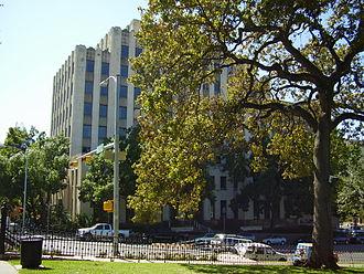 Texas Department of Transportation - Image: Greer Building Tex DOT2