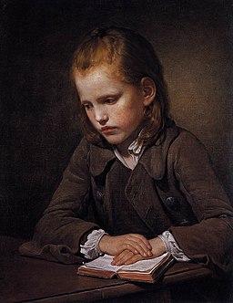 Greuze, Jean-Baptiste - A Student - low res