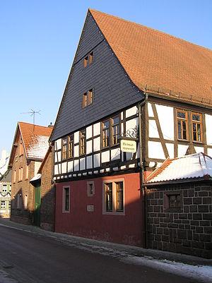 Großwallstadt - Image: Großwallstadt Heimatmuseum