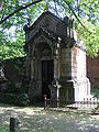 Grobowiec Aleksandra Znamierowkiego - autor Bogusław Syrewicz 1882.JPG
