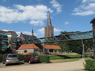 Groenlo - Image: Groenlo, kerk 1 en 3 foto 2 2010 07 18 16.59